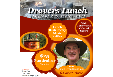 Drovers Lunch 16 Dec 2018