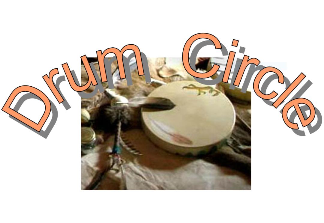 Drum Circle with Richard Littlefeather 10 Nov 2018