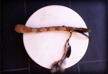 Native American Medicine Drum Making Workshops