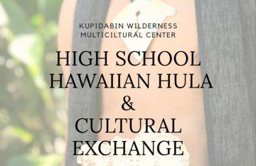 High School Hawaiian Hula & Cultural Exchange